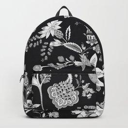 Black Onyx Chinoiserie Backpack