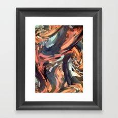 Menomena Framed Art Print