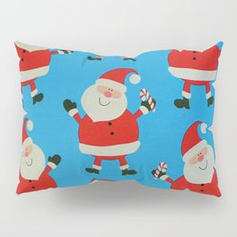Happy Santas Pillow Sham