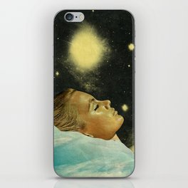 The sleeper iPhone Skin