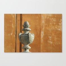Vatican Architectural Detail Canvas Print