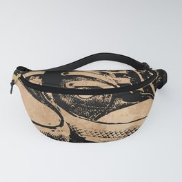 Ramones Shoes Fanny Pack