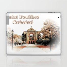 Saint Boniface Cathedral Laptop & iPad Skin