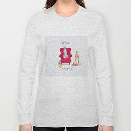 WEIM & CHEESE Long Sleeve T-shirt