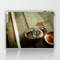 The Conductor's Timepiece - 2 Laptop & iPad Skin
