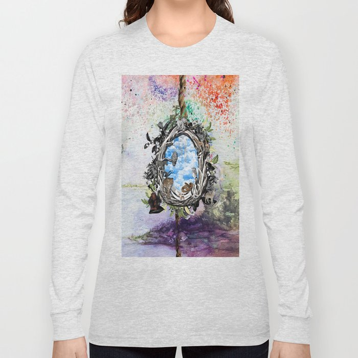 NATURE ANIMALS Long Sleeve T-shirt