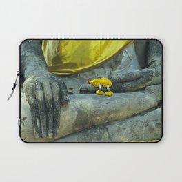 Buddha in Thailand Laptop Sleeve
