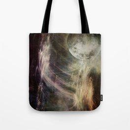 VISION QUEST LOG 1 Tote Bag