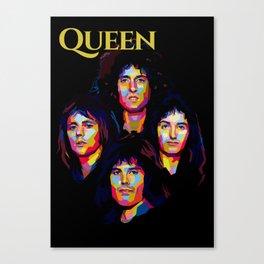 Bohemian Rhapsody Canvas Print