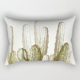 cactus florest Rectangular Pillow