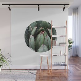 ALOE VERA PLANT ART PHOTO Close Up Plant Leaves Decor Wall Mural