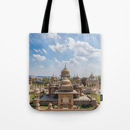 Royal Gaitor Cenotaphs Tote Bag