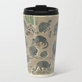 Little Armored Ones / Armadillos Travel Mug