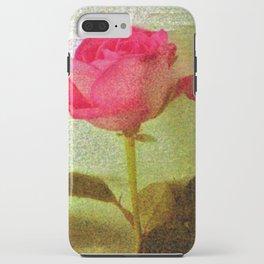 Vintage Rose iPhone Case