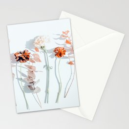 Minima #phoography #floral Stationery Cards