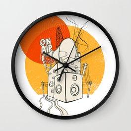 Radio Satla Wall Clock