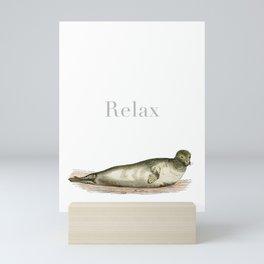 Relax Mini Art Print