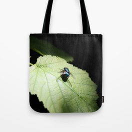 Flies can be pretty too Tote Bag