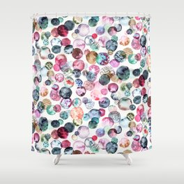 Magical Moons Shower Curtain