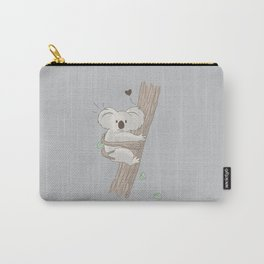 I Love You Too Carry-All Pouch