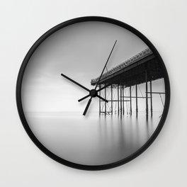 Last Legs Wall Clock