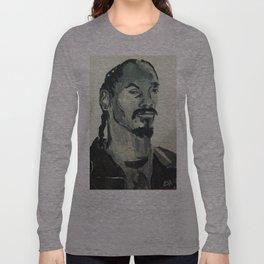 Art by Clay Hosmann Long Sleeve T-shirt