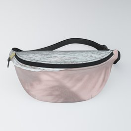 Pink Paradise Beach Fanny Pack