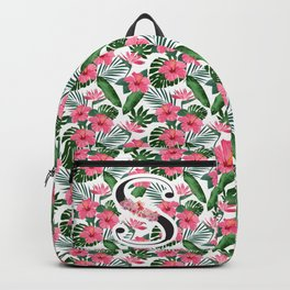 Savvy Flowers Backpack