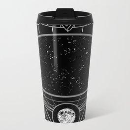 Expand Your Horizon  (Astronomy) Metal Travel Mug
