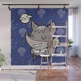 Little WereWolf Wall Mural