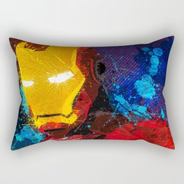 Iron man I Rectangular Pillow
