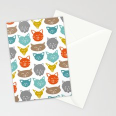 Cats (cats) Stationery Cards