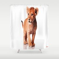 the little prince Shower Curtains featuring little prince by arnedayan