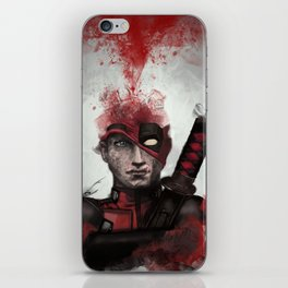Deadpool iPhone Skin