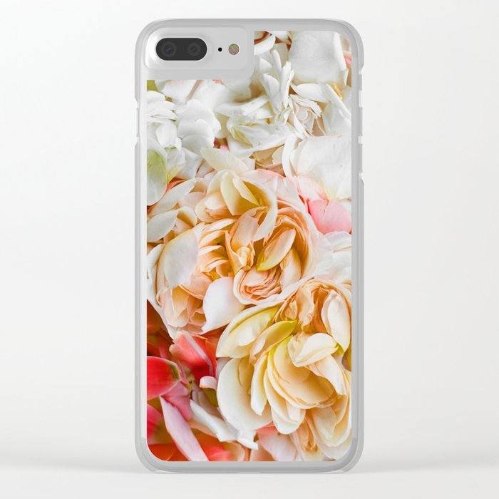 Sunset Over Maui Clear iPhone Case