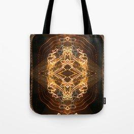 Celestial Shrine Tote Bag