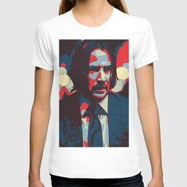 John Wick Artwork T-shirt
