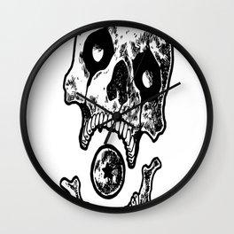 Dragon Ball Z Skull Series - Frieza Wall Clock