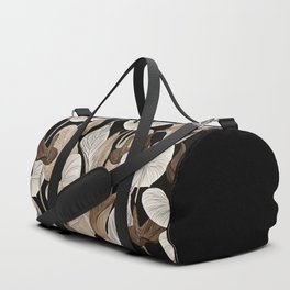 Lush lily - russet Duffle Bag