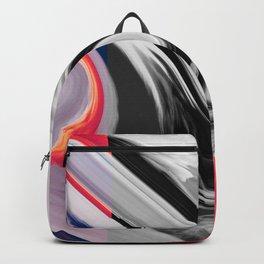 FLAMINGO - BLACK Backpack