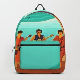 Three Sisters Backpack