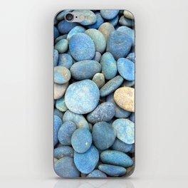 Blue Rocks iPhone Skin