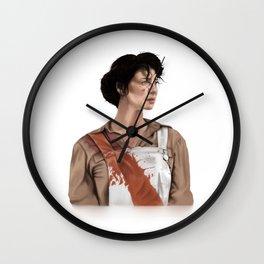 Claire Elizabeth Beauchamp Randall Fraser - Outlander Wall Clock
