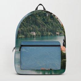 Lake Bled Backpack
