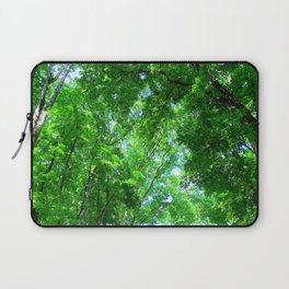 Bilar Man-Made Forest Bohol, Philippines Laptop Sleeve
