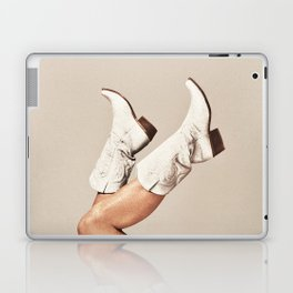 These Boots - Neutral Laptop & iPad Skin