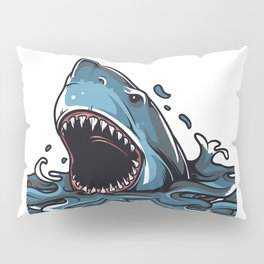 Shark Pillow Sham