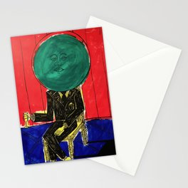 Jane/Susan - Pop Art Surrealism Illustration Stationery Cards