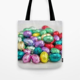 Easter Plate VIII Tote Bag
