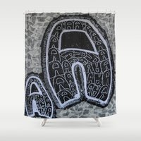 letters Shower Curtains featuring Letters. by Ryan Williams Photography and Art. http: